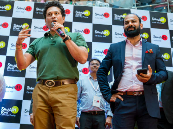 I like Hyderabad very much, says Sachin Tendulkar
