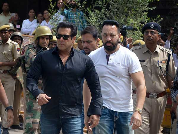 Salman Khans bail plea: Arguments in court over, order likely after 2 pm