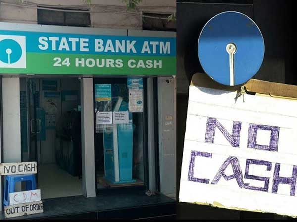 ATM cash crunch, cash situation at ATMs improving, says SBI