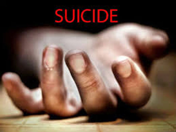 Suicide Trinanda After kills his wife in Gudur