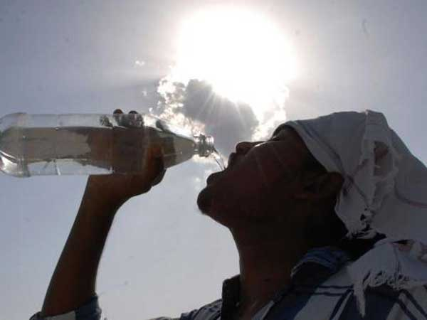 Andhra Pradesh tasting high summer heats