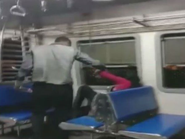 Woman molested in Mumbais local train, accused arrested