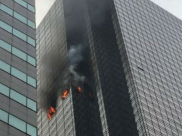 One killed, four injured in apartment fire at Trump Tower in New York