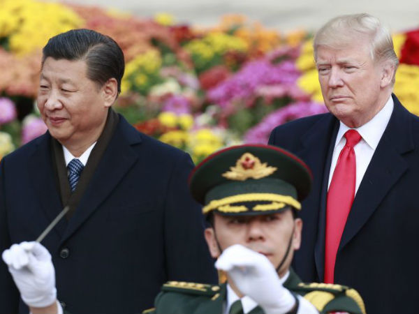 Trump plays down US-China trade war concerns: 'When you're $500bn down you can't lose'