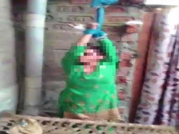 Man hangs wife to ceiling, beats her with belt, sends video to in-laws asking dowry