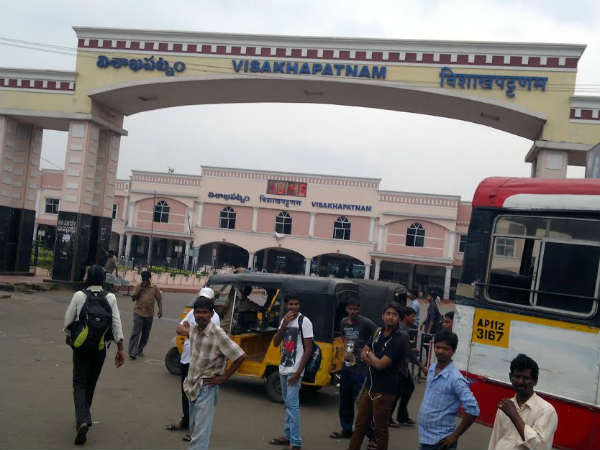 JAC demand for Visakhapatnam railway zone