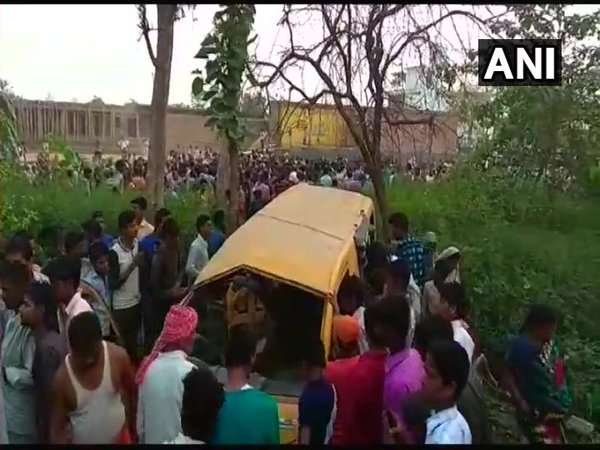 UP: 13 children killed after train rams into a school bus in Kushinagar