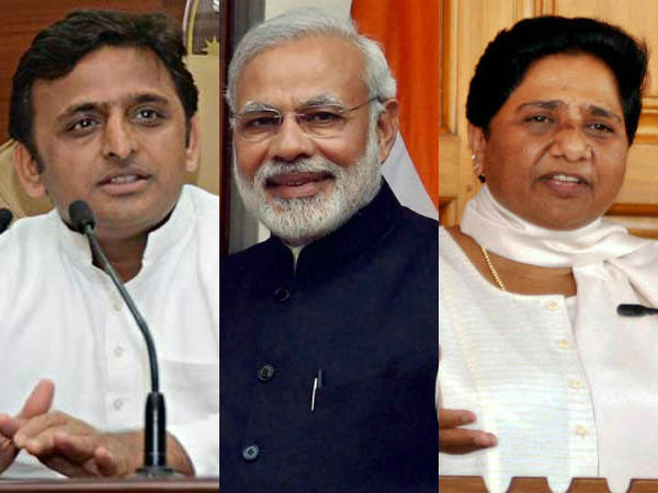 Mood of the Nation Survey updates: SP-BSP way ahead of BJP and Congress in UP