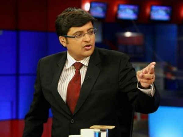 Arnab Goswami booked after interior designer commits suicide