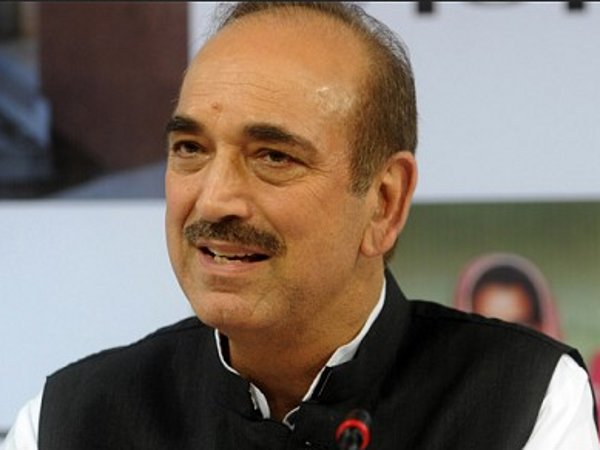 Vote in name of Islam: Ghulam Nabi Azad says will quit as MP if proven guilty