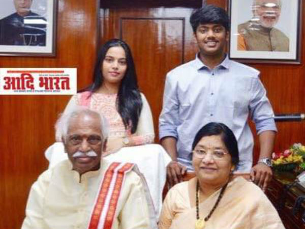 Modi expresses shock over untimely demise of Dattatreyas son