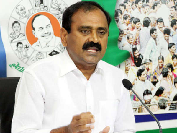 bhumana karunakar takes on at TDP and Chandrababu