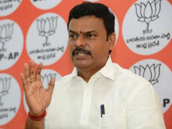 BJP MLC Madhav expressed doubts Over The TTD Issue