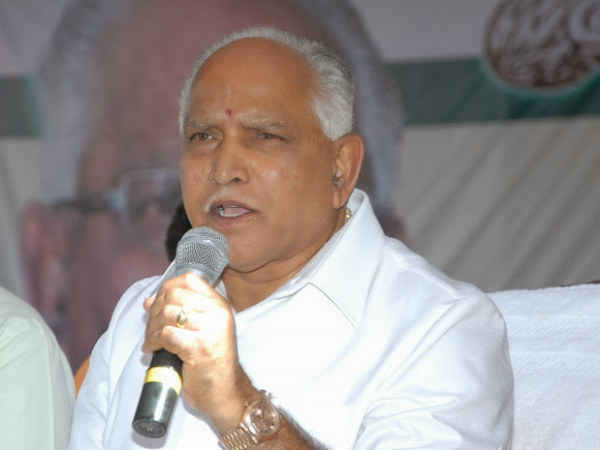 Yeddyurappa plans to meet governor today
