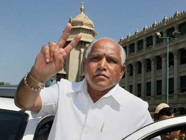 Karnataka Government Formation Live Updates: Yeddyurappa Elected As BJP Legislative Party Leader