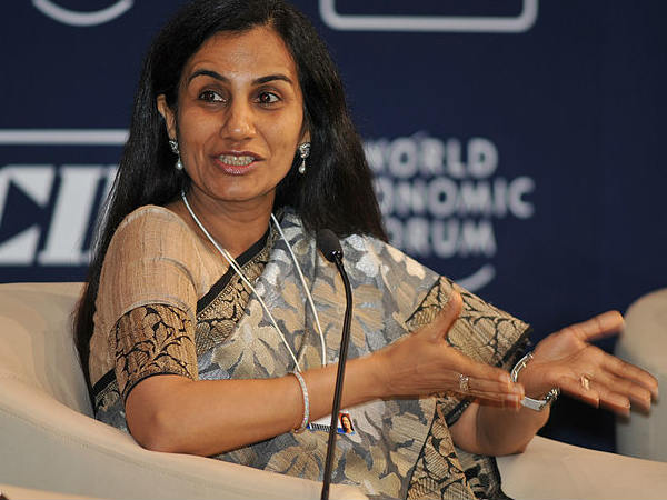 Videocon loan case: Sebi serves notice to ICICI Bank chief Chanda Kochhar
