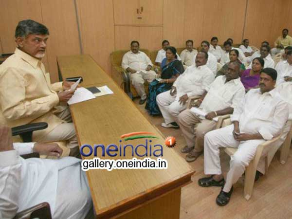 Bye- Elections coming up: CM Chandra Babu sensational comments