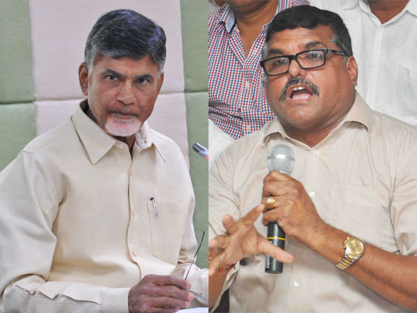botsa satyanarayana takes on at chandrababu for his comments on ysrcp