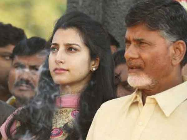 Chandrababu class to L ramana, clarifed about Brahmani political entry