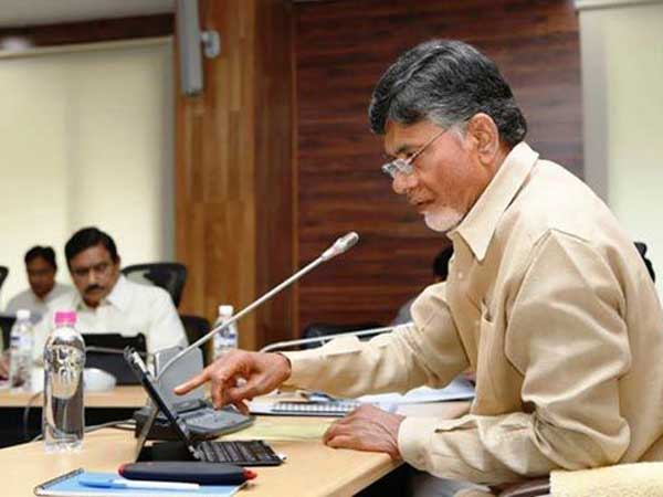Authorities surprised with Chandrababu comments on the temperature