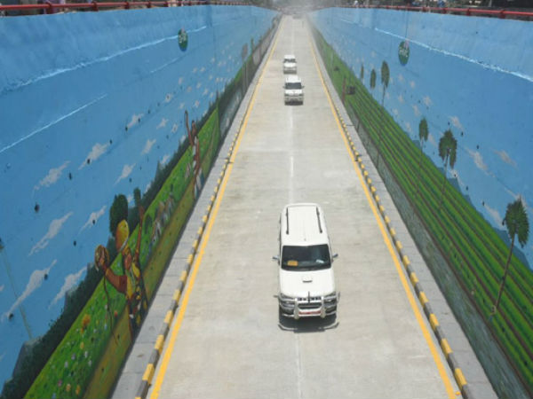 Hyderabad's Chintalkunta underpass opened by KTR