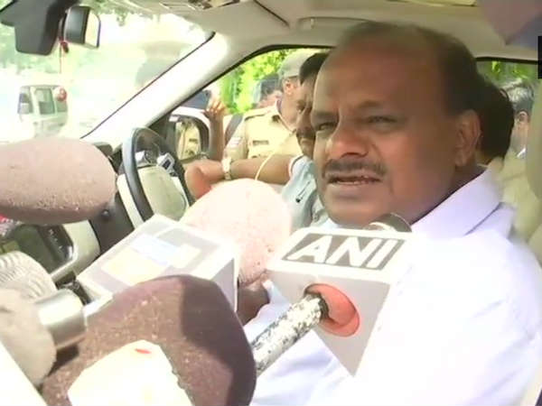 Not an important day for me, says Kumaraswamy