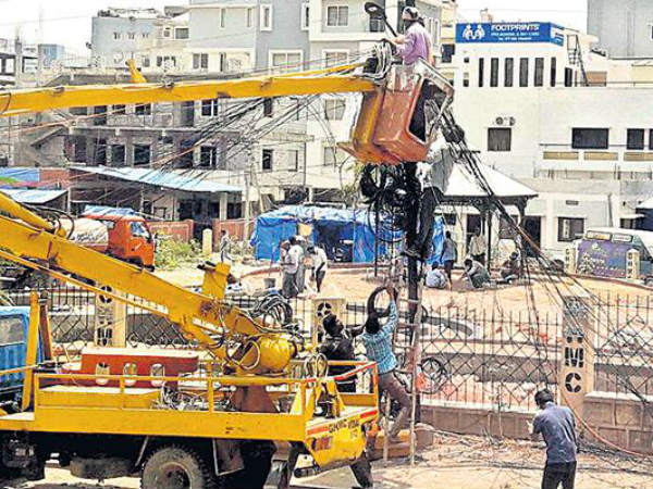 ghmc officials removed it companies internet cables