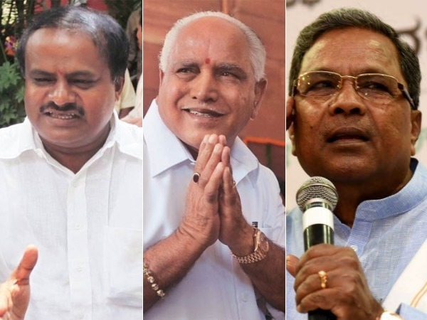 Congress, JD(S) leaders to meet Karnataka governor for government formation