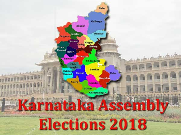 Karnataka results: Vote share for BJP and Congress identical at 37 per cent
