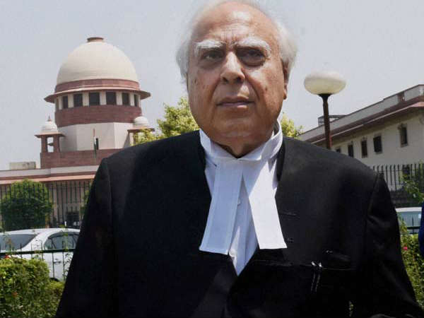 We are happy that proceedings will be transparent says Kapil Sibal