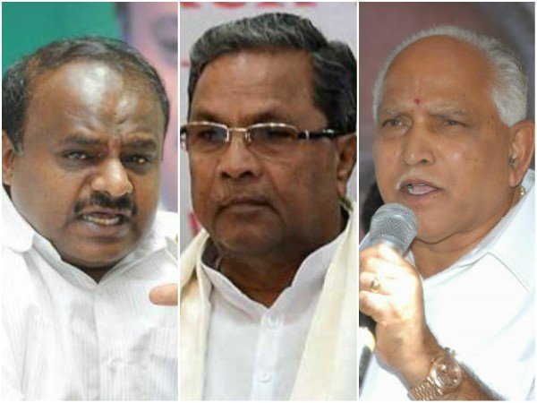 Karnataka exit poll results 2018: Exit polls predict fractured mandate, JD(S) may emerge kingmaker