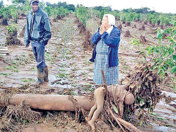 After Heavy Rain, Dam Owned By Indian-Origin Farmer Bursts In Kenya, 47 Dead