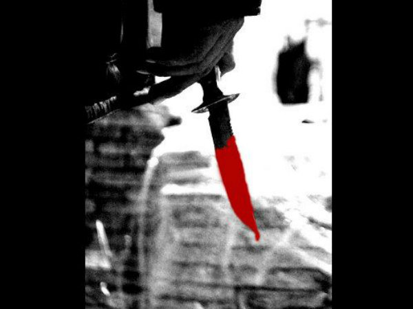 Wife attack husband with knife in Srikakulam district