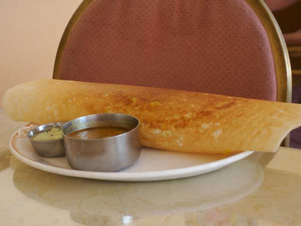 Restaurant lures first time voters with Masala Dosa & Coffee for voting