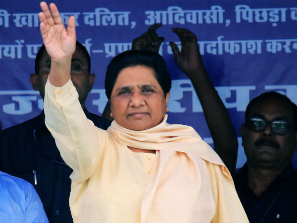 mayawati on Alliance With Akhilesh Yadav For Lok Sabha Polls