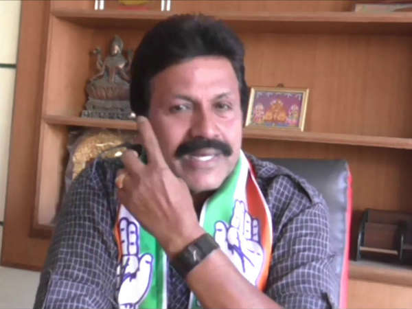 Congress releases another tape alleging that Sriramalu & Murlidhar Rao trying to bribe MLa BC Patil