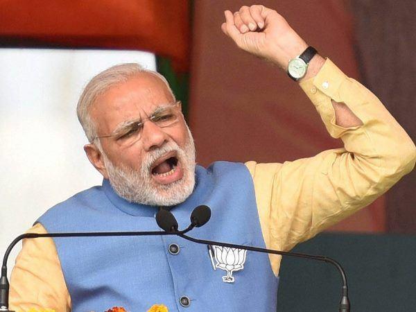 Pm Narendra Modi Will Address Four Public Rallies Today Karnataka