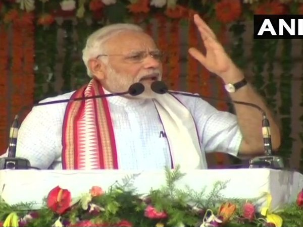 Betterment of the poor biggest priority, says PM Modi in Cuttack