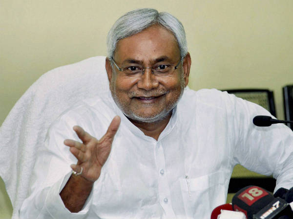 Nitish Kumar criticises role of banks in implementing demonetisation, says people didnt receive full benefits