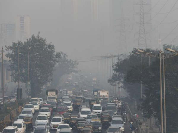 Breathing Mumbai's air as bad as puffing 4 cigarettes a day, Delhi worse at 7.7