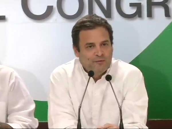 I am proud that opposition stood together & defeated the BJP: Rahul Gandhi