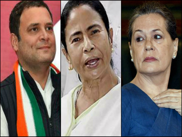 Can Rahul Gandhi Become Pm 2019 Mamata Banerjee Has Her Dou