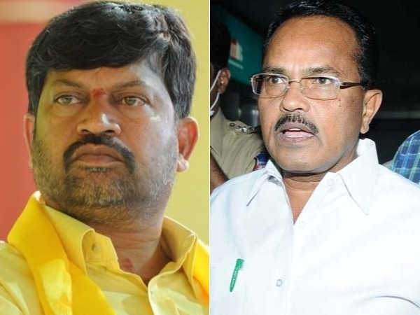 T-TDP Mahanadu in Hyderabad: Mothkupalli absent, L Ramana fires at TRS government
