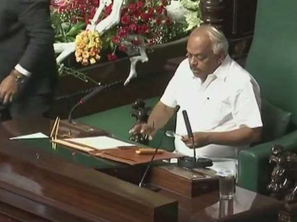 Karnataka Assembly Newly Elected speaker: who is K.R. Ramesh?
