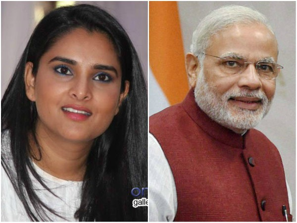 Ramya tweet on PM Narendra Modi asks about his Loro Piana jacket