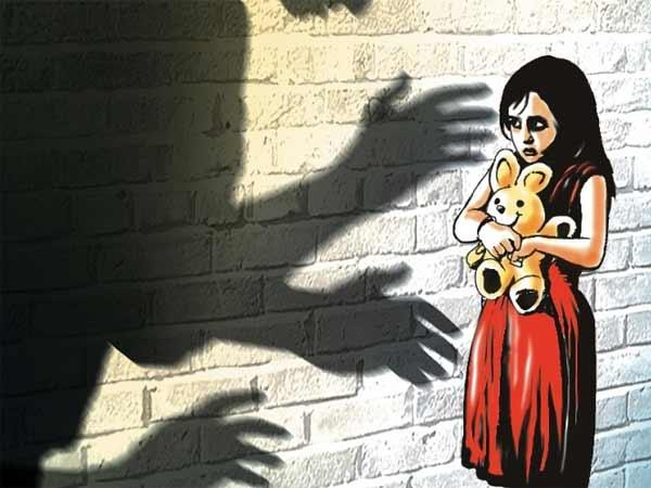 old man rapes 9years old girl in dachepalli