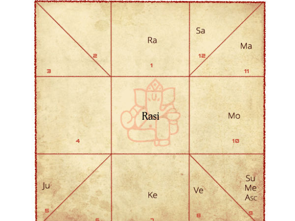 astrologer about significance of birth chart