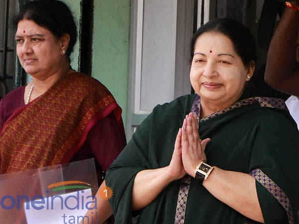 Verification Assets Commences Jayalalithaa S Da Case