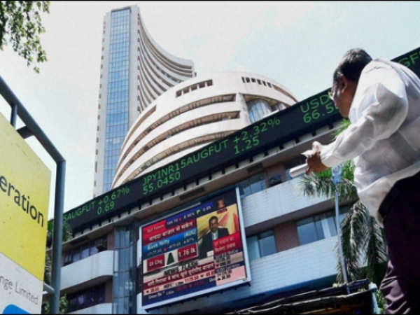 MARKET WRAP: Global cues, Ktaka result drag Sensex 156 pts; PNB down 12%