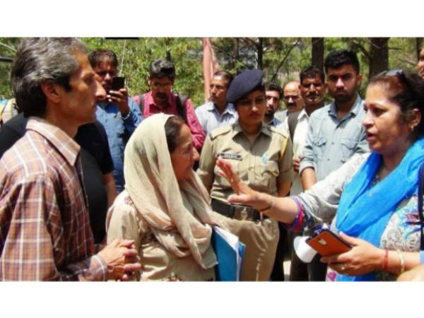 She refused bribe, says Himachal hotelier who killed government officer